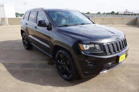 2015 Jeep Grand Cherokee Altitude na prodej