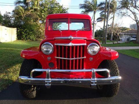1959 Jeep Willys Custom na prodej