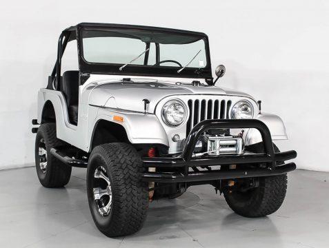 1960 Jeep CJ5 na prodej