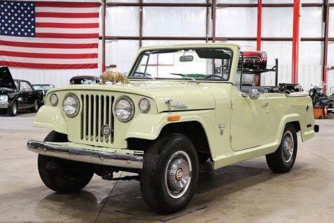 1970 Jeep Jeepster na prodej