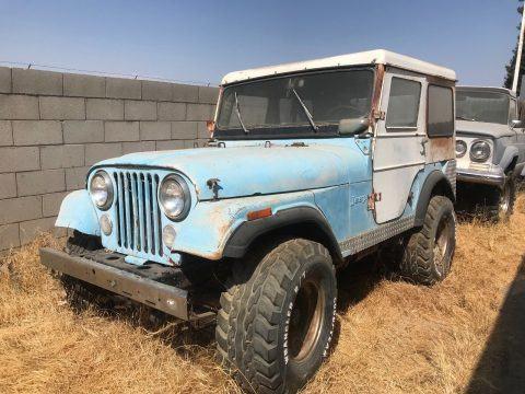 1974 Jeep CJ CJ5 na prodej