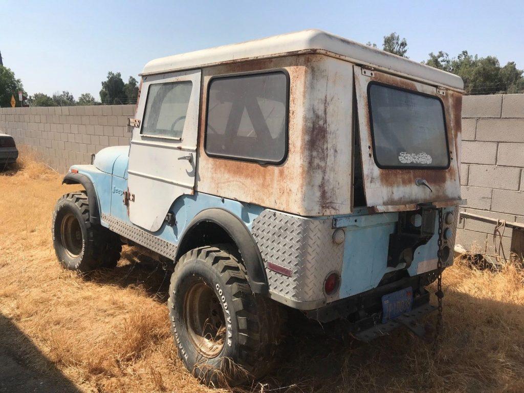 1974 Jeep CJ CJ5