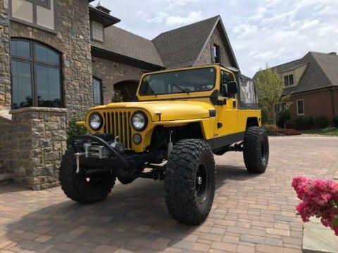 1982 Jeep CJ8 na prodej