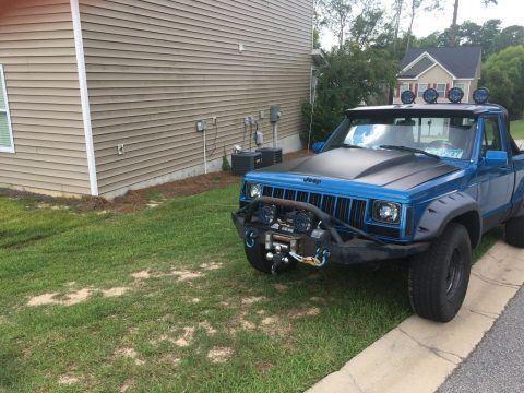 1988 Jeep Comanche pioneer na prodej