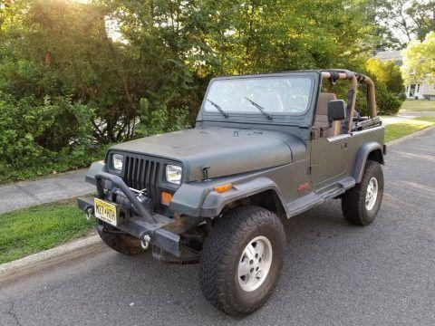 1995 Jeep Wrangler Rio Grande na prodej