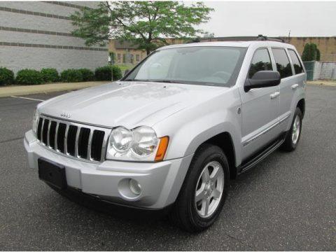 2005 Jeep Grand Cherokee Limited na prodej