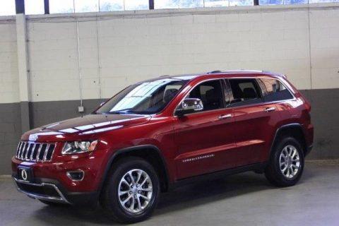 2014 Jeep Grand Cherokee na prodej