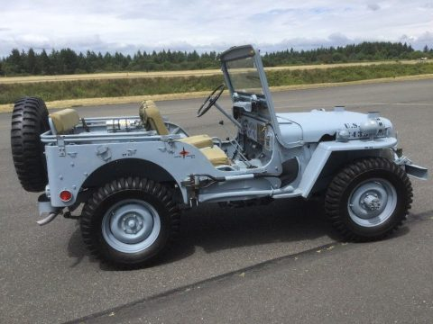 Jeep M38 Korean era na prodej