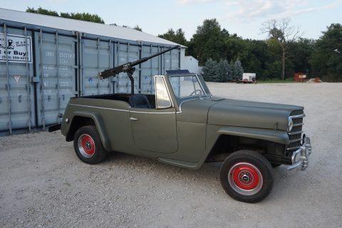 1950 Jeep Willys 439 Military na prodej