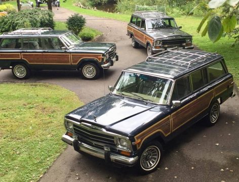 1989 Jeep Grand Wagoneer by Classic Gentleman na prodej