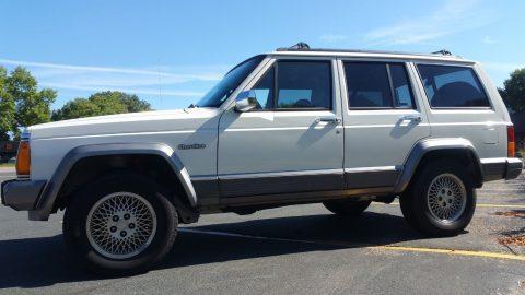 1996 Jeep Cherokee southern Oregon na prodej