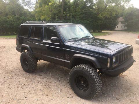 1999 Jeep Cherokee na prodej