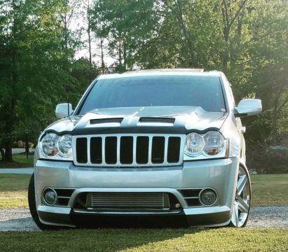 2007 Jeep Grand Cherokee SRT8 na prodej