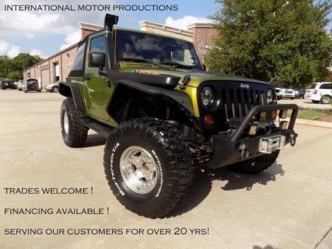 2010 Jeep Wrangler Mountain, Lifted na prodej