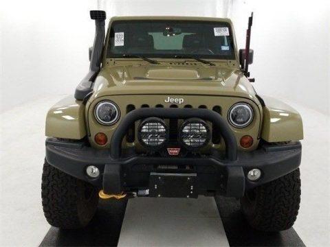 2013 Jeep Wrangler Rubicon Brute  FREE SHIPPING na prodej