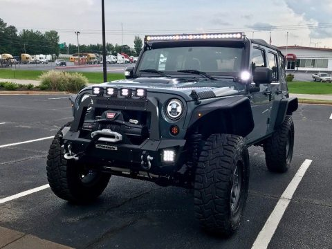 2015 Jeep Wrangler Unlimited na prodej