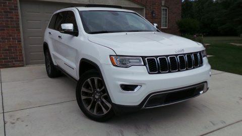 2016 Jeep Grand Cherokee Limited 4X4 HEMI na prodej