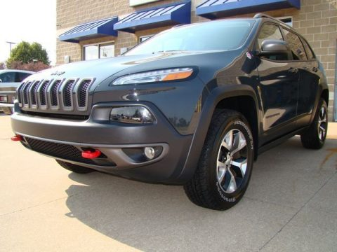 2017 Jeep Cherokee Trailhawk L Plus na prodej