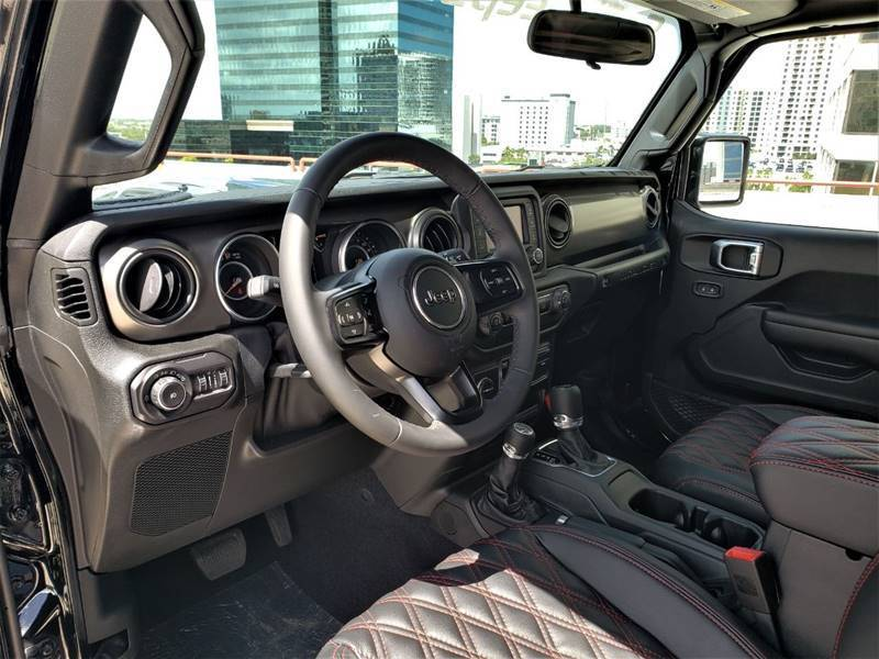 2018 Jeep Wrangler JK Unlimited Freedom Edition