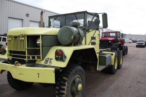 Kaiser Jeep 5 Ton Xm818 6×6 Military Truck na prodej