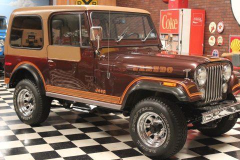 1980 Jeep CJ7 Laredo na prodej