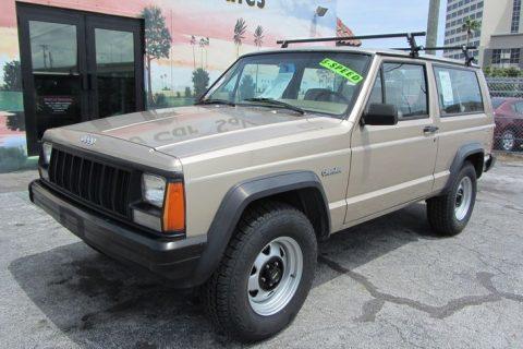 1994 Jeep Cherokee Sport na prodej
