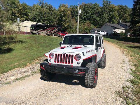 2016 Jeep Wrangler Rubicon na prodej