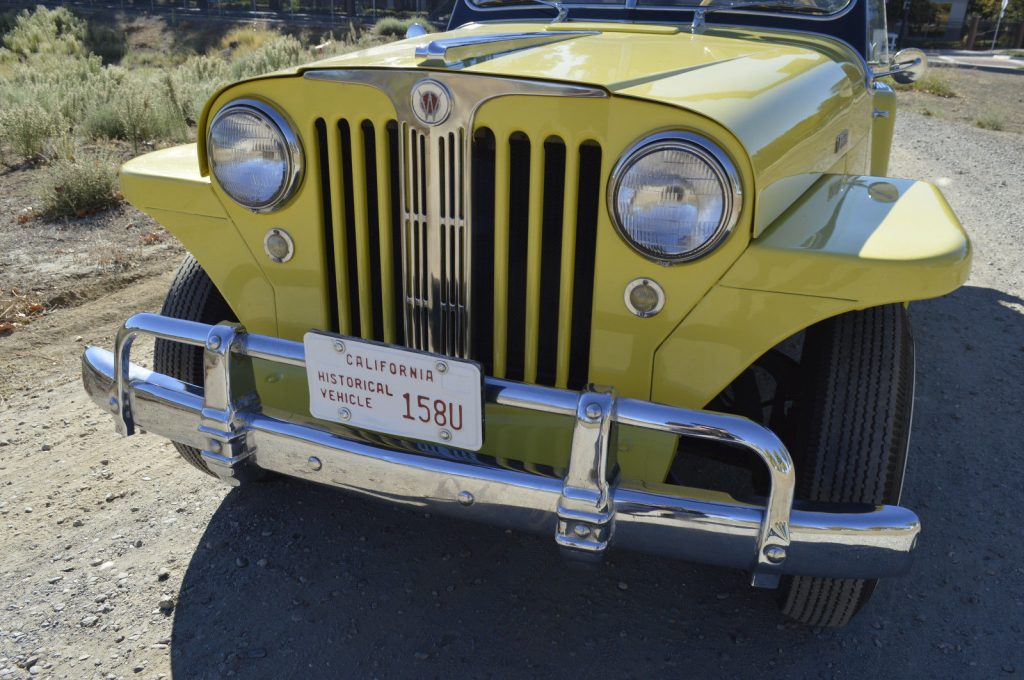 1949 Jeep Willys 439 VJ JEEPSTER