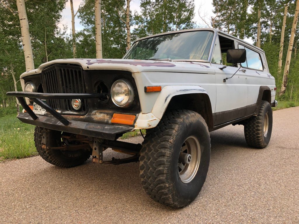 1978 Jeep Cherokee Sport Widetrack Chief