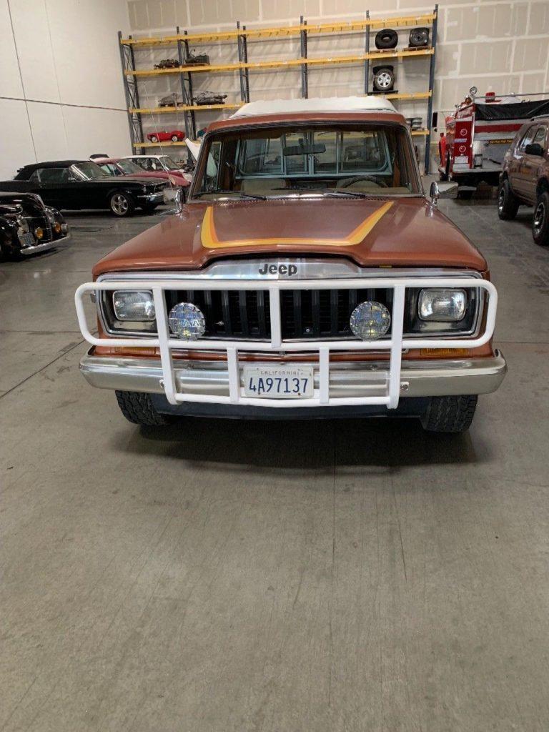 1982 Jeep J10 Honcho