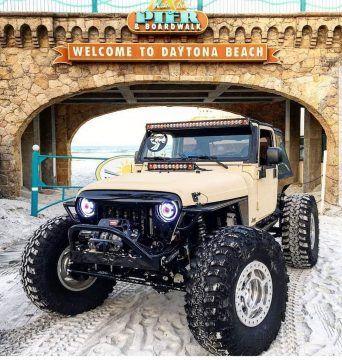 1997 Jeep Wrangler Custom na prodej