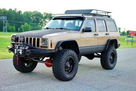 2000 Jeep Cherokee Fully BUILT na prodej