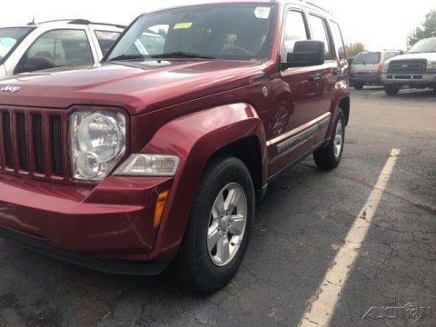 2011 Jeep Liberty Sport na prodej