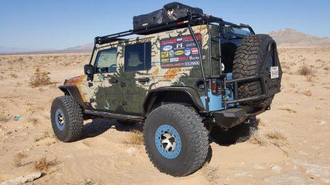 2015 Jeep Wrangler Custom na prodej