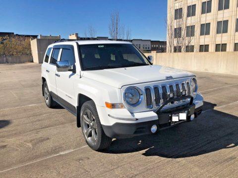 2016 Jeep Patriot na prodej