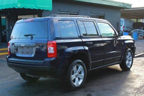 2016 Jeep Patriot Sport 4dr SUV na prodej