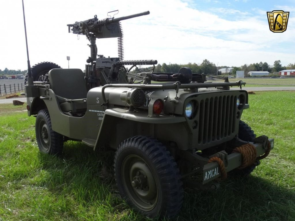 1947 Jeep Willys Jeep CJ2
