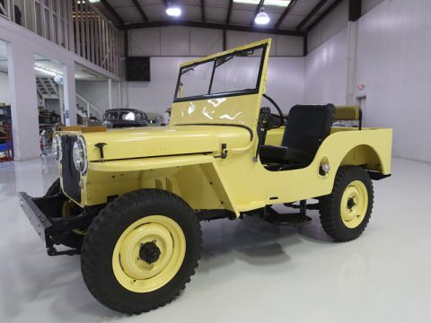 1948 Willys CJ2A | Wonderfully restored na prodej