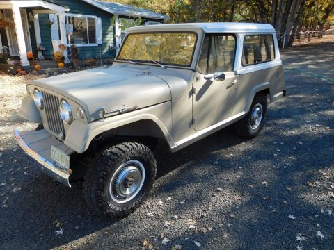 1968 Jeep Commando Base na prodej