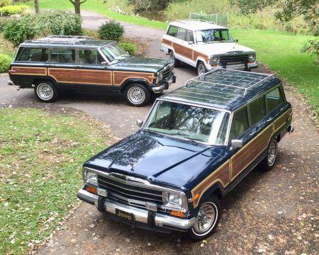 1987 Jeep Wagoneer Grand Wagoneer by Classic Gentleman na prodej