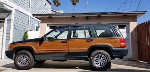 1993 Jeep Wagoneer Woody na prodej