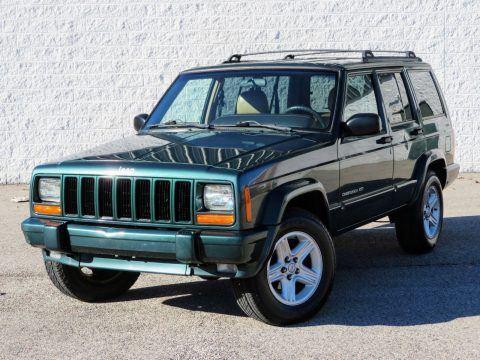 2001 Jeep Cherokee Classic 4.0L 4X4 na prodej
