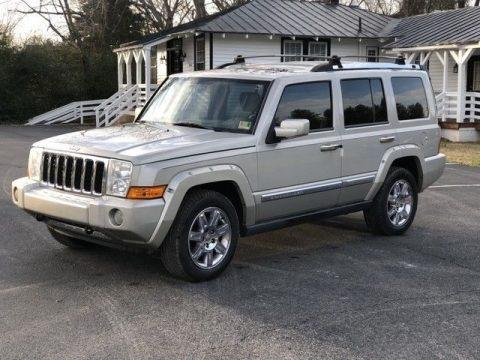2008 Jeep Commander Overland na prodej