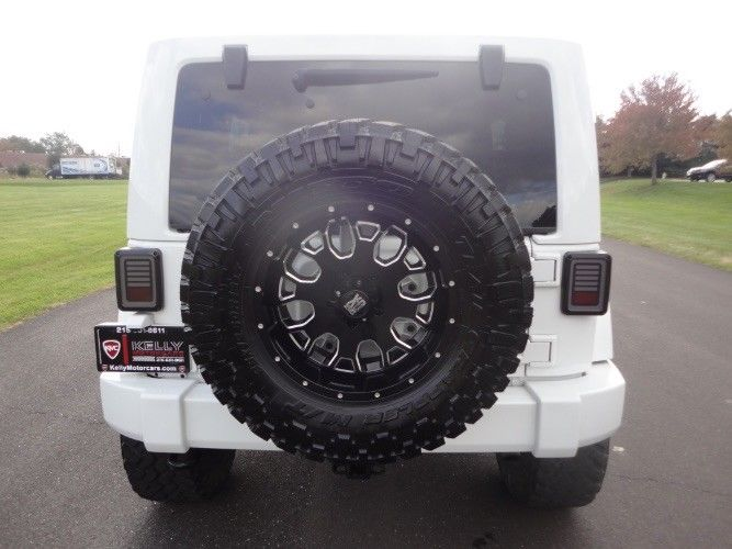 2011 Jeep Wrangler Unlimited 4X4