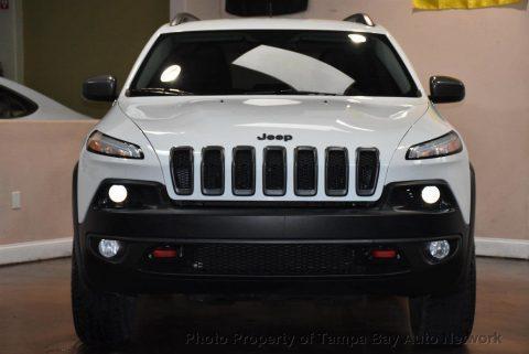 2014 Jeep Cherokee Trailhawk 4×4 na prodej