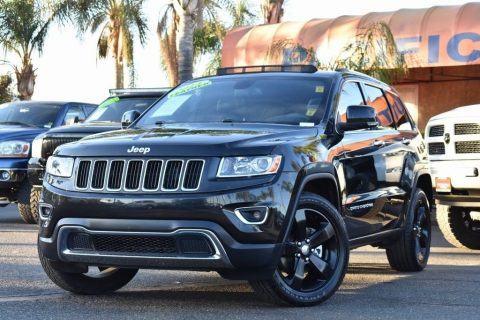 2014 Jeep Grand Cherokee Limited na prodej