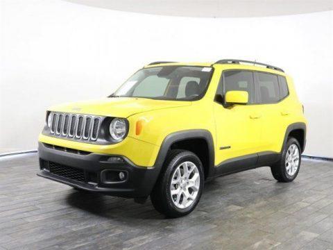 2017 Jeep Renegade Latitude na prodej