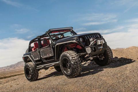 2018 Jeep Wrangler JL Custom Lifted KAO SEMA SHOW na prodej