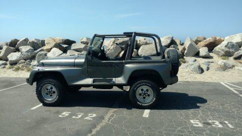 1992 Jeep Wrangler na prodej
