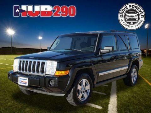2007 Jeep Commander Sport na prodej